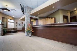 Signature Orthodontics Front Desk