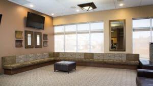 Signature Orthodontics Waiting Room