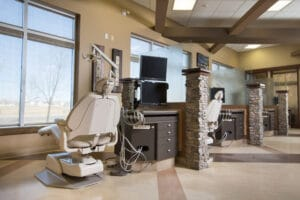 Signature Orthodontics Seating
