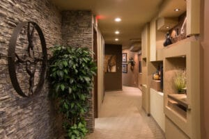 Signature Orthodontics Hallway