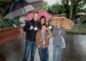Dr. Ian McKee Family
